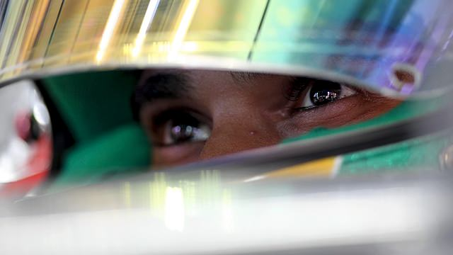 Lewis Hamilton secures second pole position in Malaysia