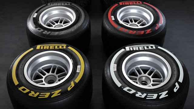 Pirelli confirm tyre compounds for three more races