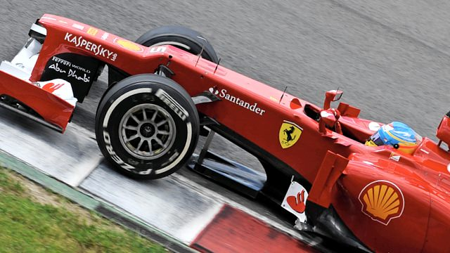 Ferrari have it all to do on home turf