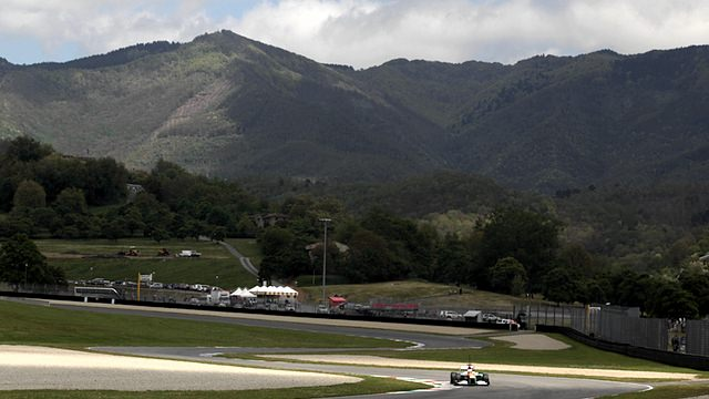 Mugello offers F1 a picturesque backdrop