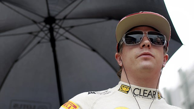 Keeping cool with Kimi