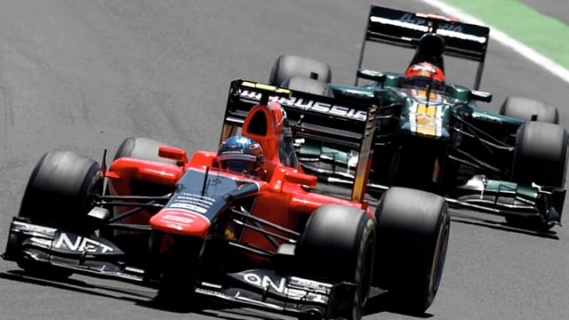 Marussia and Caterham look ahead to Silverstone upgrades