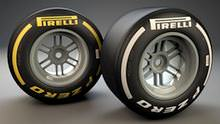 Pirelli soft and medium compounds