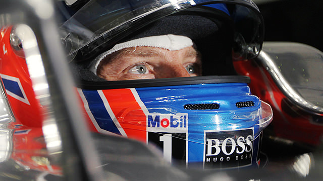 Jenson drove the race that his season desperately needed