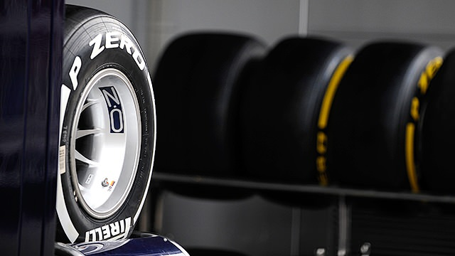 Pirelli announce tyre compounds for Spa, Monza and Singapore