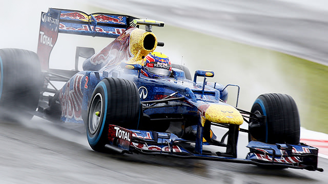 How will Red Bull handle Webber's pace?