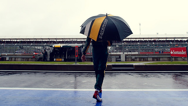 F1 fans advised to stay away from Silverstone