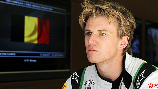 Nico shines for Force India