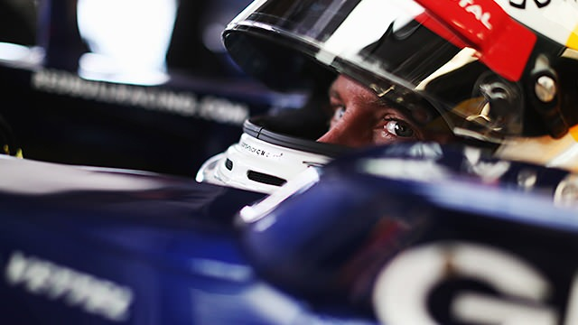 Red Bull lock out the front row in Suzuka qualifying