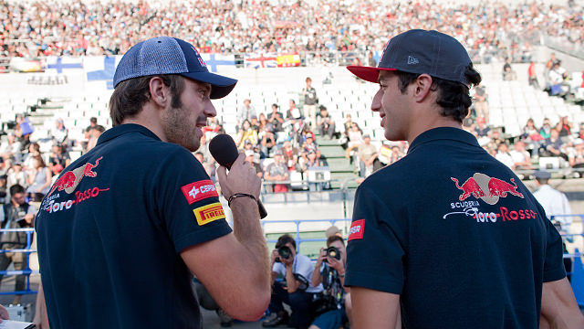 Toro Rosso set to keep both Ricciardo and Vergne for 2013