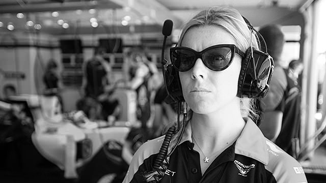 María de Villota gives first interview following testing accident