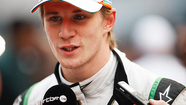 Nico Hülkenberg to leave Force India and join Sauber