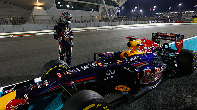 Vettel excluded from qualifying due to insufficient fuel