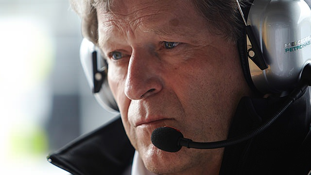 Norbert Haug steps down as Head of Mercedes Motorsport