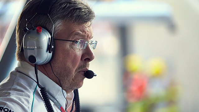 Ross Brawn could be replaced at Mercedes