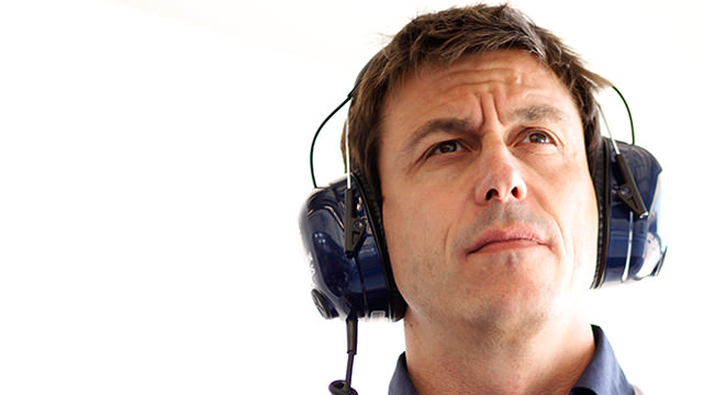 Toto Wolff leaves Williams to join Mercedes-Benz