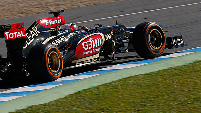 Final day of testing in Jerez ends with Räikkönen on top