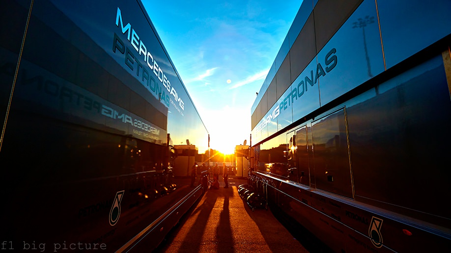 Mercedes finally get some good running in on Day 3 in Jerez