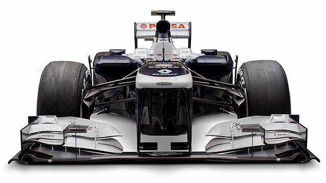 A move conventional look from the FW35