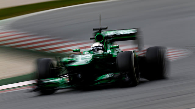 Giedo sees green and red