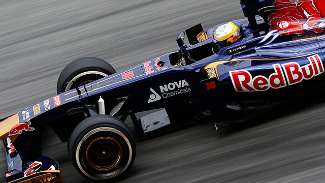 Vergne makes his point in Malaysia