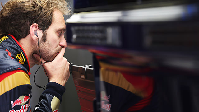 Vergne completes testing duties for the year