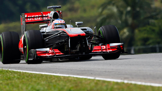 Button makes some headway in Malaysia