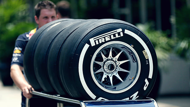 Pirelli make last minute change to Bahrain tyre selection