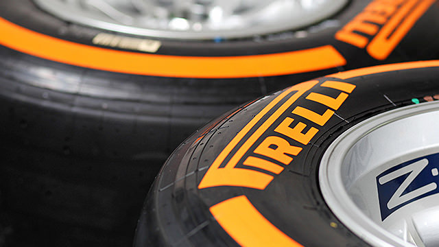 Pirelli announce a new hard tyre compound for Spain