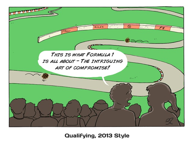 This is what Formula 1 is all about