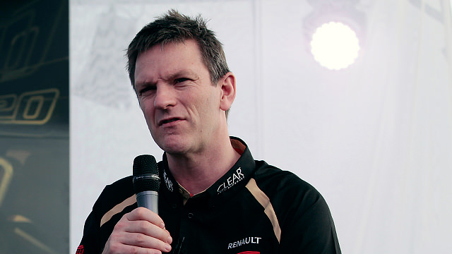 Lotus confirm James Allison's departure and his replacement