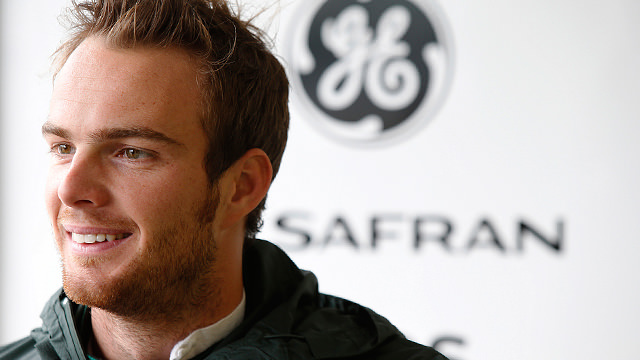 Giedo van der Garde given five place grid drop for Silverstone