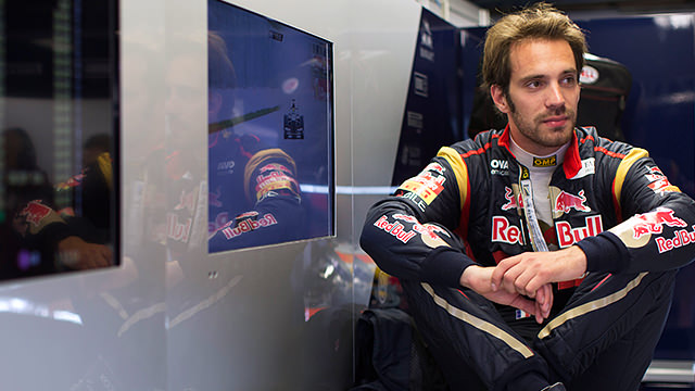 This week it was the turn of Jean-Éric Vergne to impress