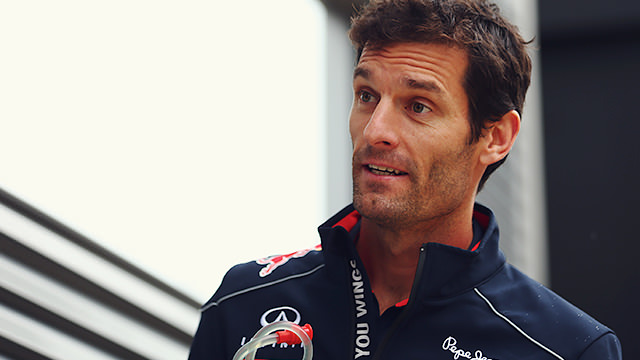 Webber to race for Porsche in the WEC next year