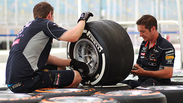 Medium tyre compounds confirmed for next three races