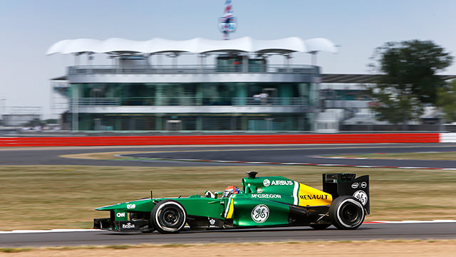 Three sunny test days at Silverstone completed