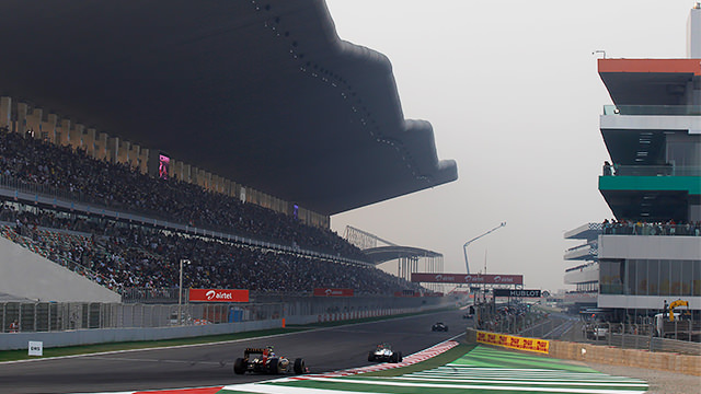 Indian Grand Prix bumped from 2014 calendar