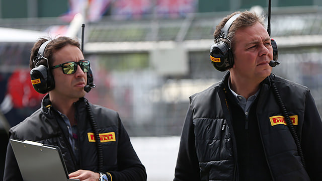 Pirelli explain the Silverstone tyre failures
