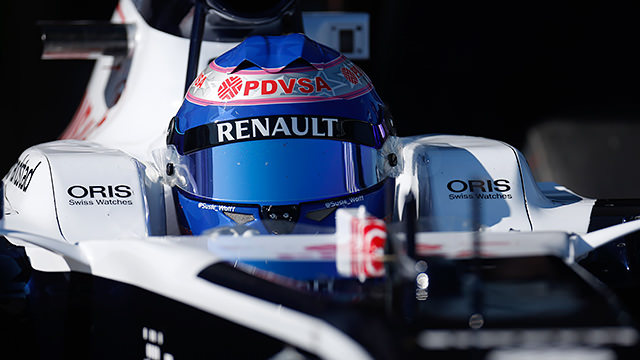 Susie Wolff shows her potential