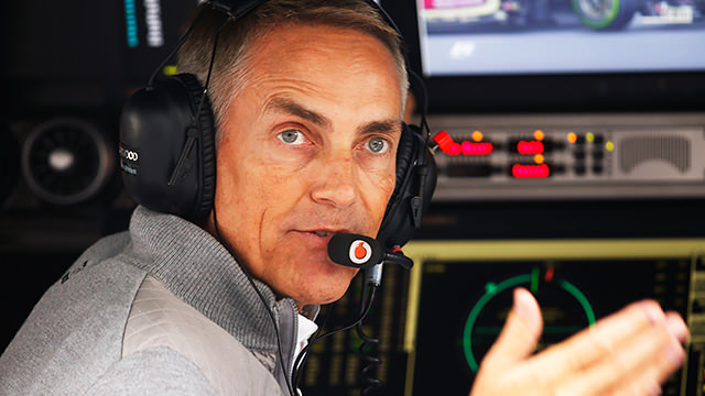 Martin Whitmarsh wants stable driver lineup for 2014