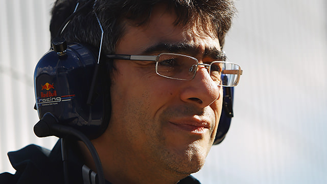 McLaren sign Red Bull's chief aerodynamicist Peter Prodromou