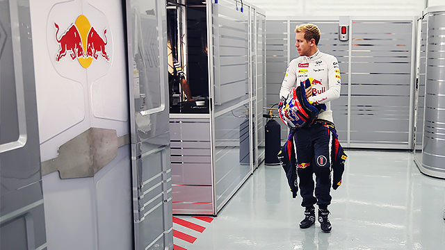 Vettel prepares for another dominant performance