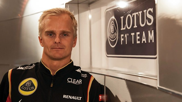 Lotus draft Heikki Kovalainen for final two races
