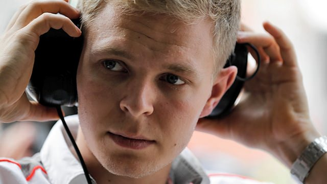 McLaren sign rookie Kevin Magnussen for 2014