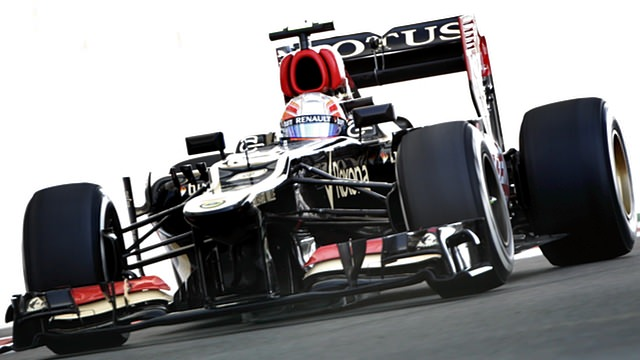 Grosjean and Vettel lead the way in Abu Dhabi practice