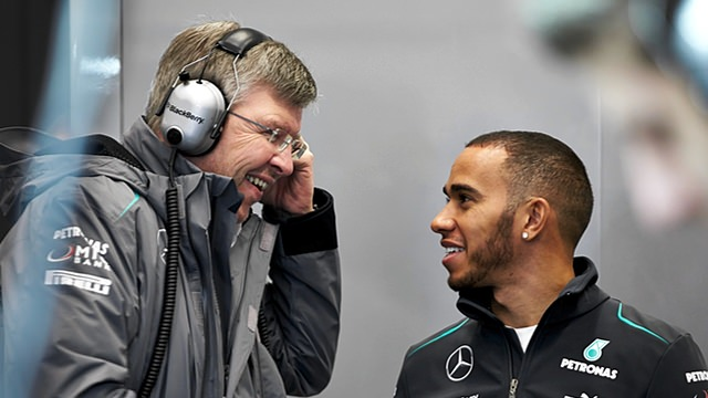 Mercedes confirm departure of Ross Brawn