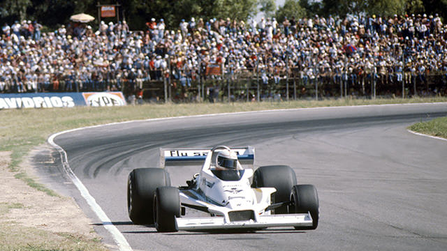 Alan Jones, Williams FW06-Cosworth, 1978