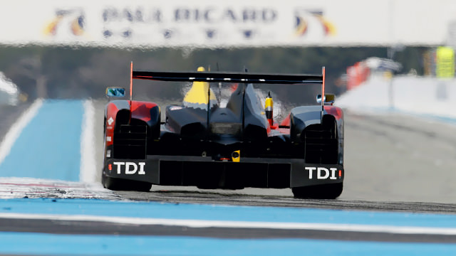 McNish testing the R15