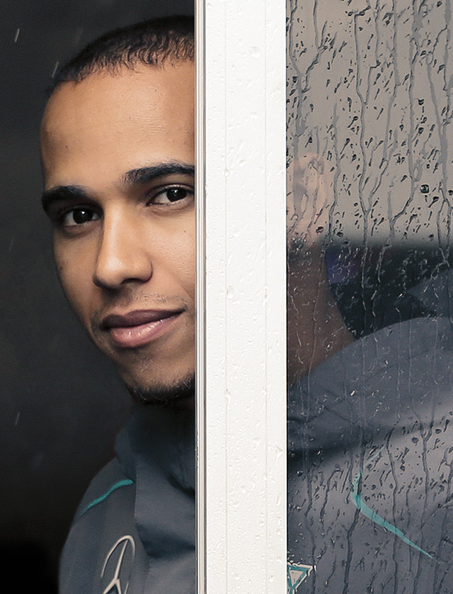Lewis Hamilton at Mercedes, Christine's Rankings Champion 2013