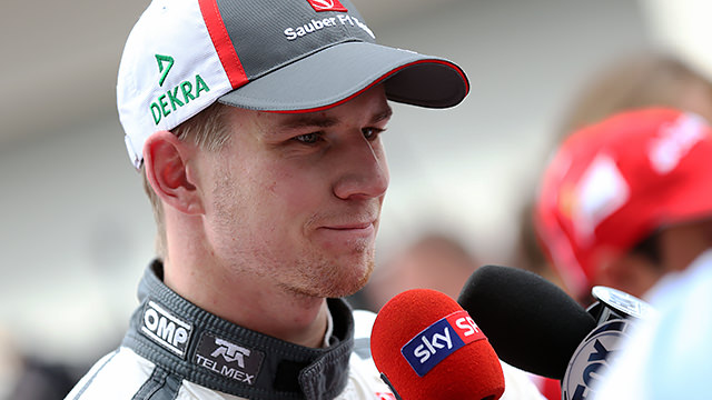Hülkenberg answers many questions